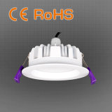 IP65 делают AC водостотьким 100-240V CCT переменчивый Die-Cast Downlight