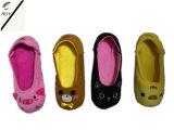 4つのカラー漫画の屋内靴(RY-SL16100)