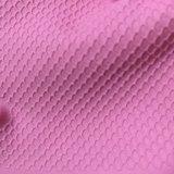 Luvas impermeáveis do látex protetor do preto do funcionamento com alta qualidade