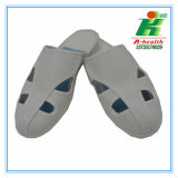 Pantoufle antistatique, pantoufle ESD, chaussures ESD Wroking, chaussure ESD PVC