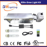 Innenwasserkulturbeleuchtung-Vorschaltgerät der systems-Doppelt-Ausgabe-630W CMH und wachsen hellen Reflektor für Wasserkulturbeleuchtung-Vorrichtung
