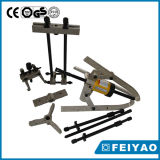 Um conjunto de ferramentas para remover os conjuntos de extração hidráulica da braçadeira Bhp Série 8-50tons