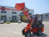 Ganz Neue Modell Everun Er06 농업 농장 Maschine 프런트 엔드 소형 Radlader/Hoflader Mit Ce/Euro 3 규범