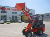 Начала миниая Radlader/Hoflader Maschine фермы Ganz Neue Modell Everun Er06 норма Mit Ce/Euro 3 аграрного