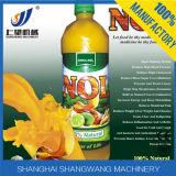 Chaîne de production de jus de fruits frais