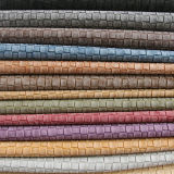 Couro tecido elegante para as bolsas (FS702)