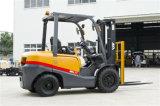 Caminhão de Forklift Diesel da aparência 3.5ton de Tcm com o motor japonês para a venda