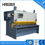 Máquina que pela hidráulica de la máquina de la guillotina