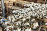 Macchina di rivestimento di ceramica degli articoli per la tavola PVD, macchina di doratura elettrolitica degli articoli per la tavola PVD