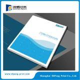 Impresora a todo color profesional del catálogo de la impresión en offset