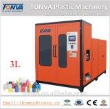 기름 플라스틱 음료 교련 병을%s Tvd 3L 중공 성형 기계