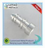 CNC del aluminio que trabaja a máquina para la maquinaria