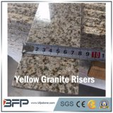 Material de construcción G682/G654/G603/G664/G687/G439/G562 Polished blanco/negro/gris/amarillo/rojo/color de rosa/Brown/granitos de piedra amarillentos/verdes