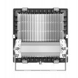 Bianco freddo bianco puro AC85-265V dell'indicatore luminoso di inondazione di IP65 LED 120W
