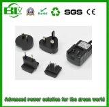 OEM/ODM de Slimme Adapter AC/DC van de fabriek voor Batterij over de Lader van de Batterij 16.8V1a