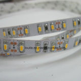 luz de tira flexible del 120LEDs/M 3014 LED