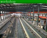 Asamblea de manguito hidráulica del manguito de goma flexible industrial