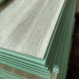 Planches d'intérieur imperméables à l'eau de plancher des carrelages de vinyle de 100% WPC/WPC