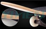 Planche à roulettes chinoise/canadienne de qualité d'érable de Longboard d'usine