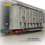 De Vlakke Auto van Motorless van het Slepende Voertuig van de vorkheftruck voor het Vervoer van de Fabriek