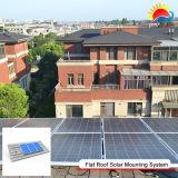 パネル(SY0020)のための2016の最もよいフィードバックPVの調節可能な地上の太陽ラッキングの取付金具