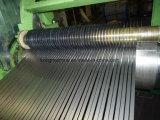 Bobine automatique chaude en métal de bonne qualité de vente fendant la ligne machine