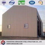 오스트레일리아 표준 Prefabricated 강철 창고 또는 저장 헛간