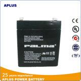 batterie 12V d'acide de plomb scellée par 4.5ah pour le matériel de laboratoire de pouvoir