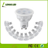 Europe Market GU10 6W Dimmable LED Spotlight com Ce RoHS