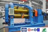 PLCの自動制御ゴム製シートのカレンダ機械