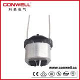 Высокая напряженность изолируя пластичную струбцину электрического провода кабеля волокна