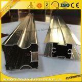 Kundenspezifische Größen und anodisiertes Aluminiumrohr-Mehrfarbengefäß
