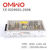 Alimentazione elettrica di commutazione dell'azionamento di Wxe-120s-15 LED Wxe-120s-15