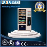 Nuevo producto de autoservicio inteligentes pequeñas máquinas expendedoras comerciales