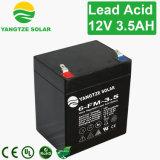Bateria quente 12V 3.5ah da venda do transporte livre