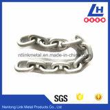 L'acciaio legato G80 ha saldato il TUFFO caldo galvanizzato frustando la catena