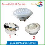두꺼운 유리 24W PAR56 전구 LED 수영장 램프