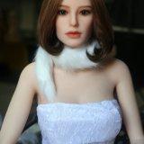 Кукла секса горячего металла силикона девушки 165cm японии реалистического каркасная