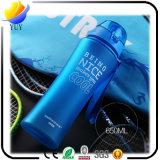 Moda personalizada botellas de plástico irrompible con la botella de Deportes