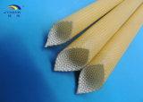 Sleeving da fibra de vidro da resina do plutônio