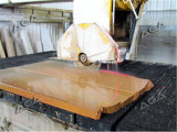 Il ponticello completamente automatico ha veduto per mattonelle di marmo del granito di taglio/