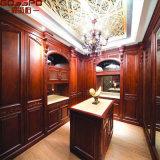 Прогулка виллы в самомоднейшей конструкции мебели шкафа (GSP17-020)