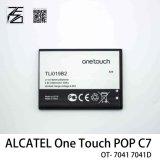Batterie initiale de téléphone mobile pour Alcatel un bruit C7 Ot- de contact 7041 7041d Tli019b2