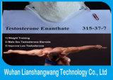 Сырцовый тестостерон Enanthate порошка стероидов для культуризма CAS 315-37-7