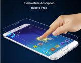 Película Nano do protetor da tela do vidro Tempered da alta segurança Ultra-Thin da tampa cheia para Samsung S6