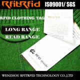 Etiquetas pasivas del inventario RFID del rango largo de la frecuencia ultraelevada
