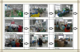 Kupferne Extensions-Netzkabel-Stecker UL-Bescheinigung der USA-Art-3pins