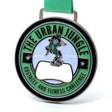 カスタム多彩な3D金属の栓抜きのスポーツメダル