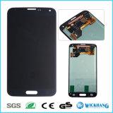Цифрователь экрана касания индикации LCD для галактики S5 Samsung