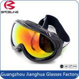 Dos óculos de proteção resistentes revestidos dos esportes da névoa de Revo da qualidade a venda quente caçoa óculos de proteção do esqui